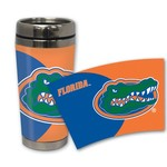 The Fanatic Group University of Florida 16 oz. Stainless-Steel Tumbler
