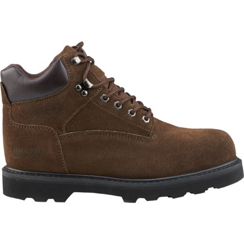 Display product reviews for Brazos Men's Dane IV ST Work Boots