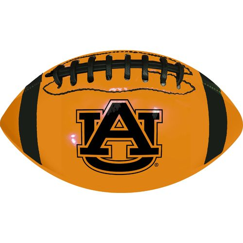 GameMaster Auburn University Neon Mini Rubber Football