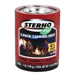 Sterno® Outdoor Essentials 7 oz. Canned Heat Cooking Fuel Cans 2-Pack