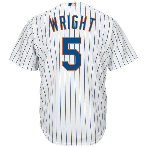 Majestic Men's New York Mets David Wright #5
