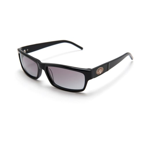 AES Optics Men's Louisiana State University Alumni Series Cambridge Polarized Sunglasses