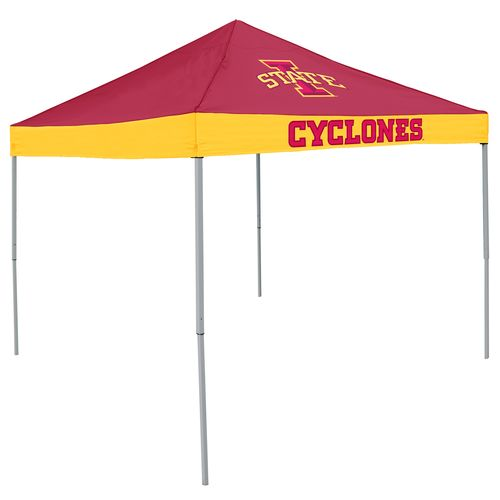 Logo Iowa State University Straight-Leg 9 ft x 9 ft Economy Tent