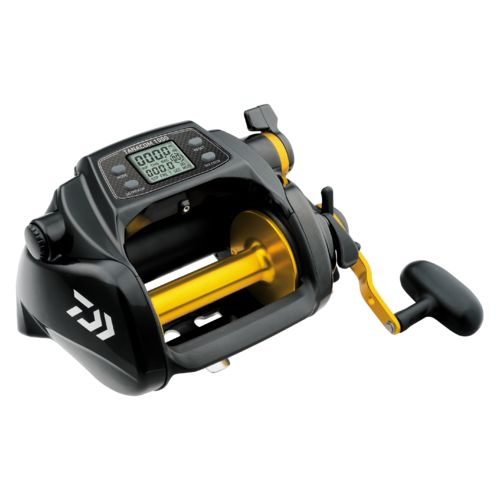 Daiwa Tanacom 1000 Power-Assist Saltwater Electric Reel Right-handed