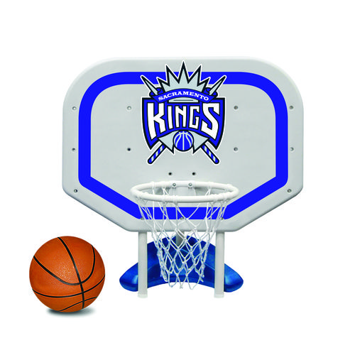 Poolmaster® Sacramento Kings Pro Rebounder Style Poolside Basketball Game - view number 1
