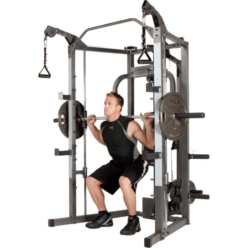Display product reviews for Marcy SM-4008 Smith Machine
