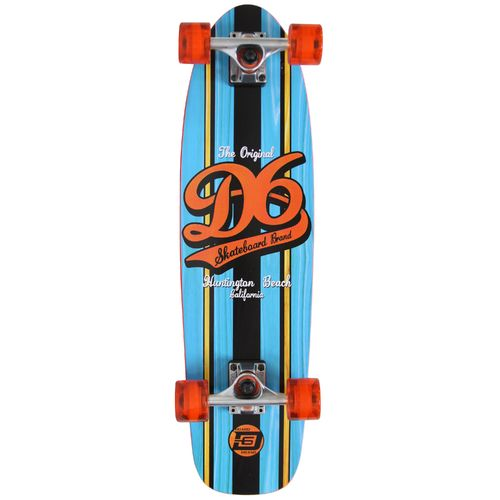 "D6 Sports EZ Cruiser 28.5"" Skateboard"