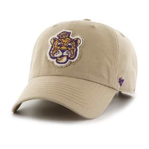 '47 Men's Louisiana State University Wright Clean Up Cap
