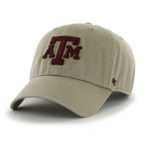 '47 Men's Texas A&M University Cleanup Cap