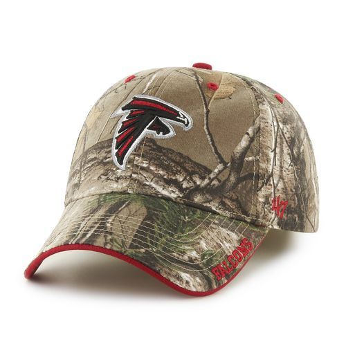 '47 Adults' Atlanta Falcons Realtree Frost MVP Cap