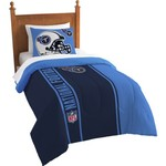 The Northwest Company Tennessee Titans Twin Comforter and Sham Set