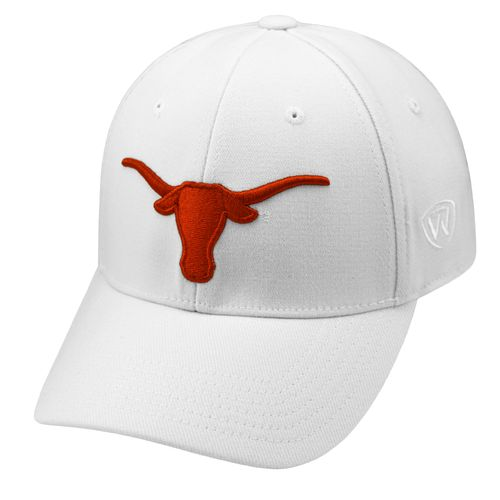 Top of the World Men's University of Texas Premium Collection Memory Fit™ Cap