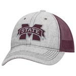 adidas Men's Mississippi State University Adjustable Meshback Slouch Cap