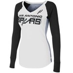 Touch by Alyssa Milano Women's San Antonio Spurs Team Pride T-shirt
