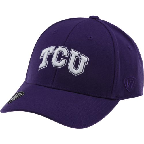 Top of the World Men's Texas Christian University Premium Collection Memory Fit™ Cap - view number 1