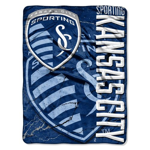 The Northwest Company Sporting Kansas City Concrete Micro Raschel Throw