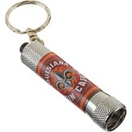 Stockdale University of Louisiana at Lafayette LED Flashlight Key Chain