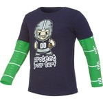 Dallas Cowboys Toddlers' Roxton Layered T-shirt