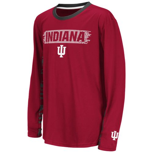 Colosseum Athletics™ Boys' Indiana University Oil Slick