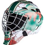 Franklin Boys' Minnesota Wild GFM 1500 Goalie Face Mask
