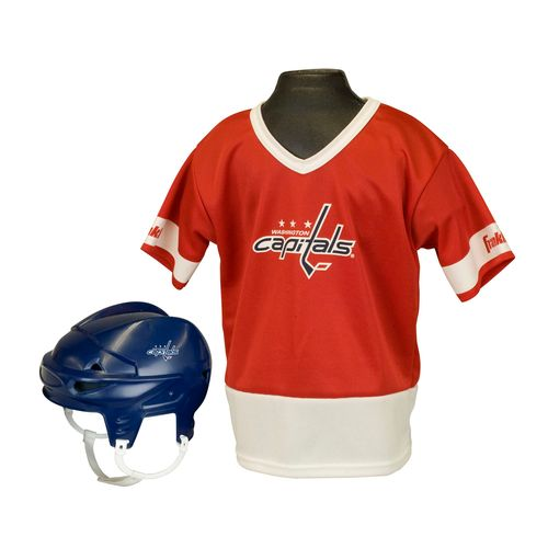 Franklin Kids' Washington Capitals Uniform Set