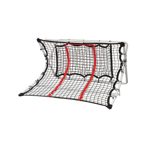 Franklin 2 ft x 3.4 ft MLS X Ramp 2 in 1 Soccer Trainer