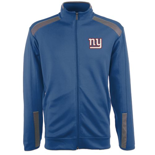 Antigua Men's New York Giants Flight Jacket - view number 1