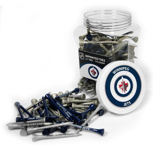 Team Golf Winnipeg Jets Tees 175-Pack
