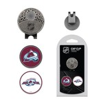 Team Golf Colorado Avalanche Marker Cap Clip - view number 1