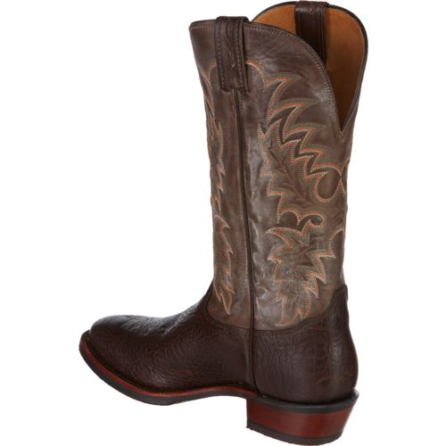 Tony Lama Men's Java Conquistador Shoulder Americana Western Boots - view number 3