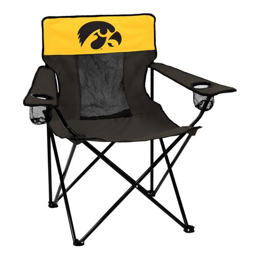 Logo™ University of Iowa Elite Chair - view number 1
