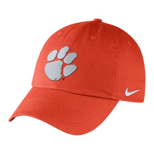 Nike™ Men's Clemson University Dri-FIT Heritage86 Authentic Cap