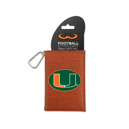 GameWear University of Miami Classic Football ID Holder