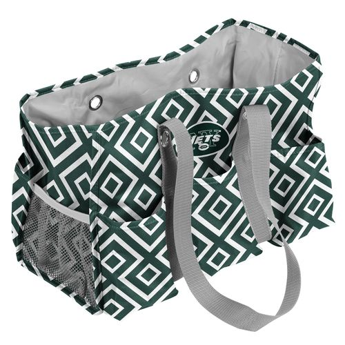 Logo™ New York Jets DD Junior Caddy Tote Bag