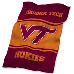 Logo Virginia Tech Ultrasoft Blanket