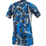 Under Armour® Boys' HeatGear® Armour® Up Printed Short Sleeve Fitted T-shirt