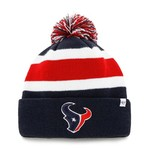 '47 Men's Houston Texans Breakaway Cuff Knit Hat - view number 1
