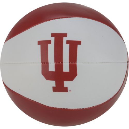 "Rawlings® Indiana University Free Throw 4"" Softee Basketball"