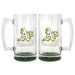 Boelter Brands Oakland Athletics Elite 25 oz. Tankard