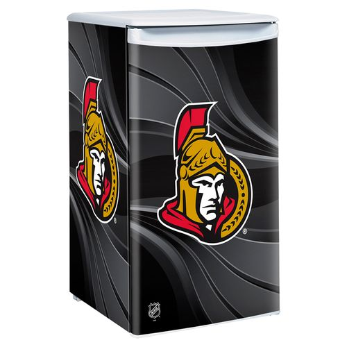 Boelter Brands Ottawa Senators 3.2 cu. ft. Countertop Height Refrigerator