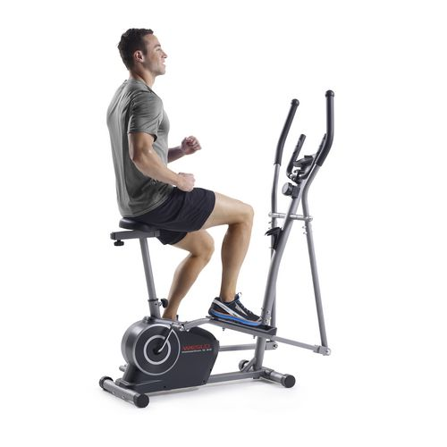 Weslo Momentum G 3.2 Bike/Elliptical Hybrid Trainer - view number 1