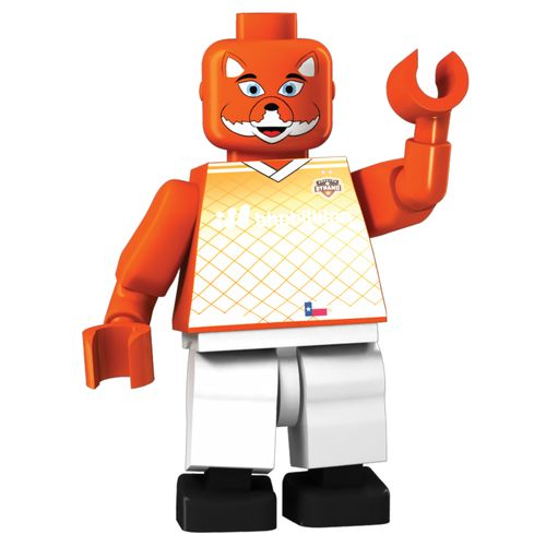OYO Sports Houston Dynamo Mascot Minifigure