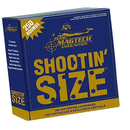 Display product reviews for Magtech Shootin' Size 9mm 115-Grain Full Metal Jacket Centerfire Handgun Ammunition