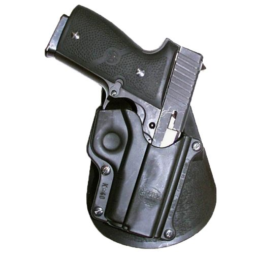 Fobus Kahr K40-Metal Paddle Holster - view number 1