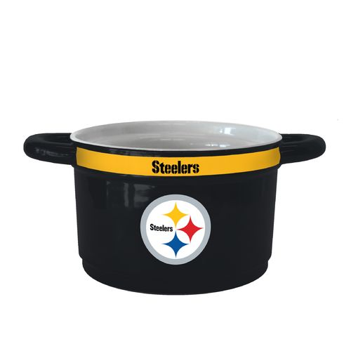 Boelter Brands Pittsburgh Steelers Gametime 23 oz. Ceramic Bowl - view number 1
