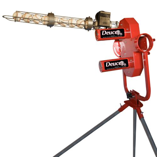 Display product reviews for Heater Sports Deuce Pitching Machine