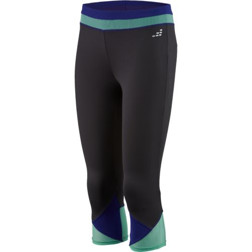 BCG™ Girls' Mesh Blocked Capri Training Pant