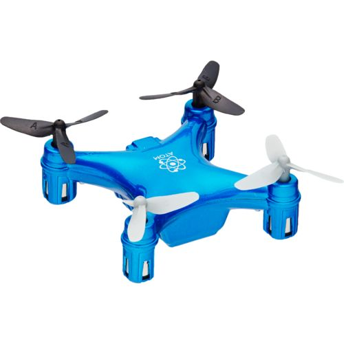 Display product reviews for Propel Atom 1.0 Micro Drone Indoor/Outdoor RC Quadrocopter