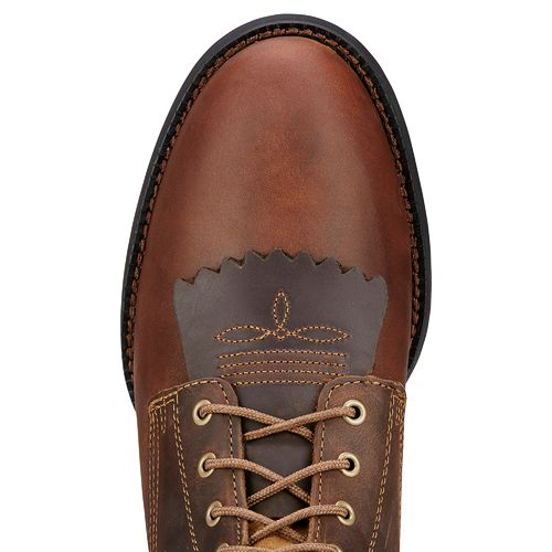 Ariat Men's Heritage Lacer Roper Boots - view number 4