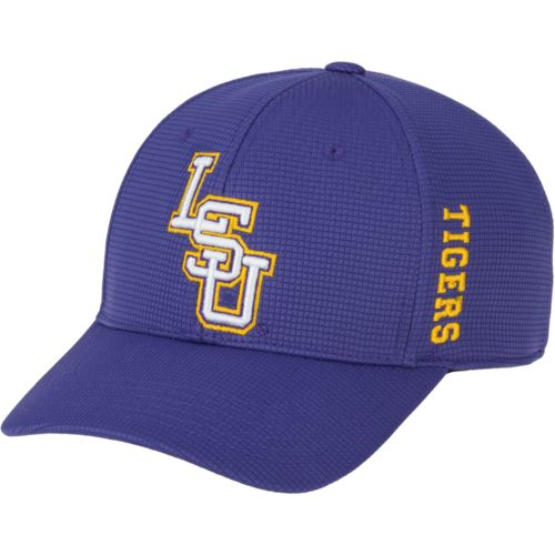 Top of the World Men's Louisiana State University Booster Plus Cap - view number 1